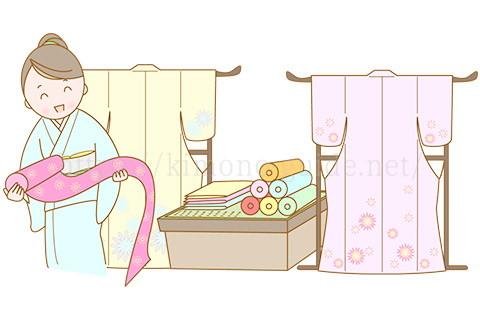 たんす屋の利用方法
