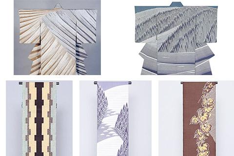 二塚長生の着物と帯