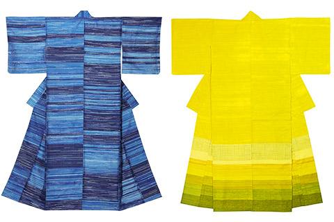 志村ふくみの着物