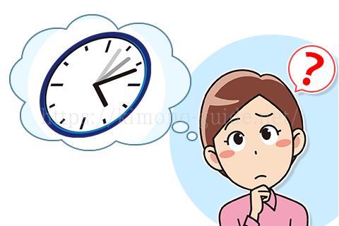 出張買取の査定にかかる時間はどれぐらい?