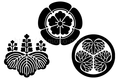 三つ紋・一つ紋の場合は、五つ紋と違い、もう少し幅広く着ることができます。