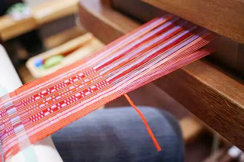首里織ってどんな織物?