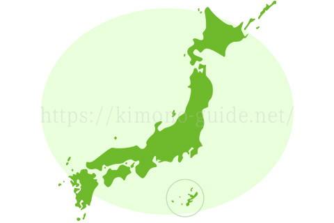 大島紬と結城紬の他にも人気の紬の産地は?