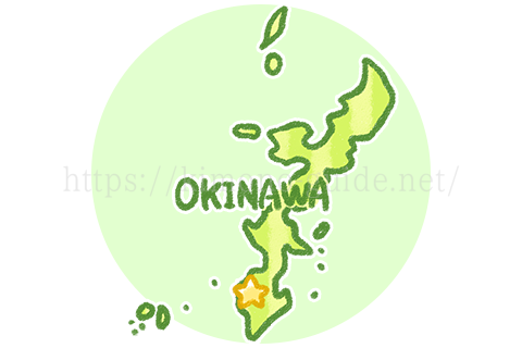 最上級の上布は沖縄県の宮古上布