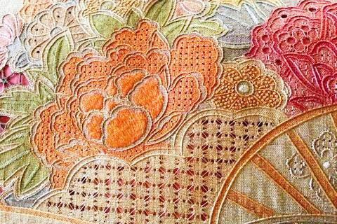 汕頭刺繍(すわとうししゅう)