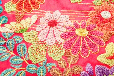 相良刺繍(さがらししゅう)