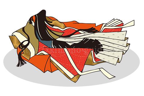 刺繍が着物にほどこされるようになったのは平安時代