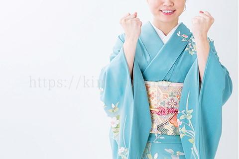 中国三大刺繍の着物は高額が期待できる