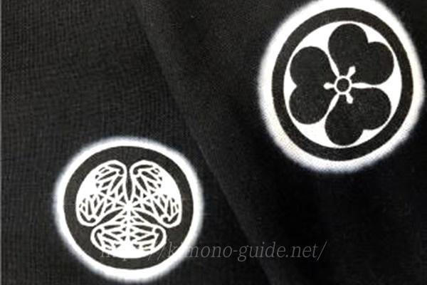 愛知県・名古屋黒紋付染