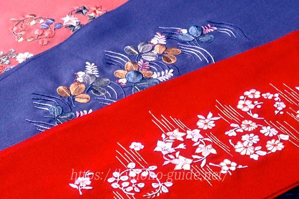 石川県・加賀繍(かがぬい)