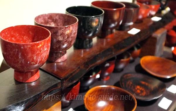 長野県・木曽漆器