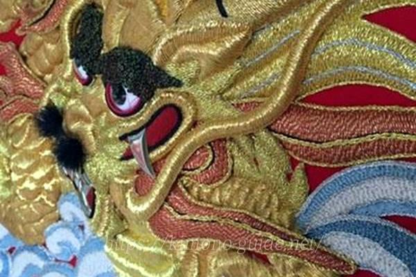 滋賀県・彦根繍