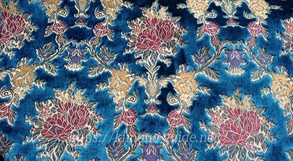 和歌山県・パイル織物
