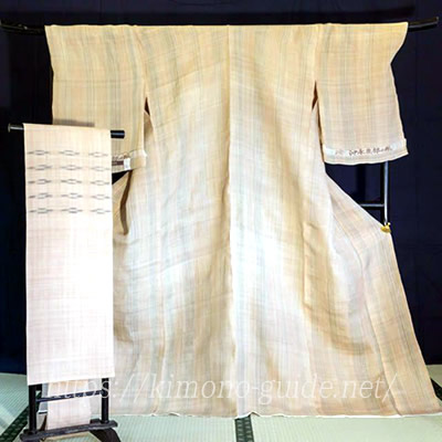 鹿児島県・奄美の芭蕉布(あまみのばしょうふ)